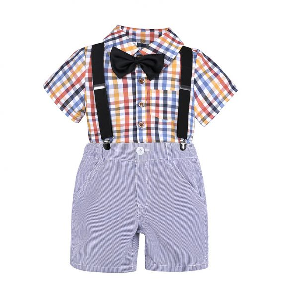 Classic Two Tone Tommy Set